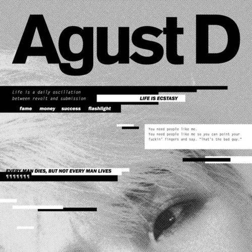 Mixtape Agust D Suga BTS