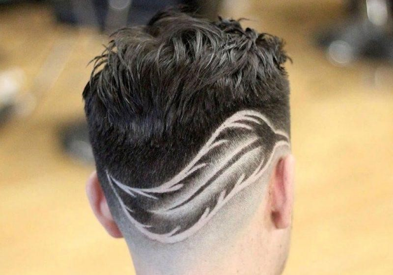 Toc Mohican Tattoo
