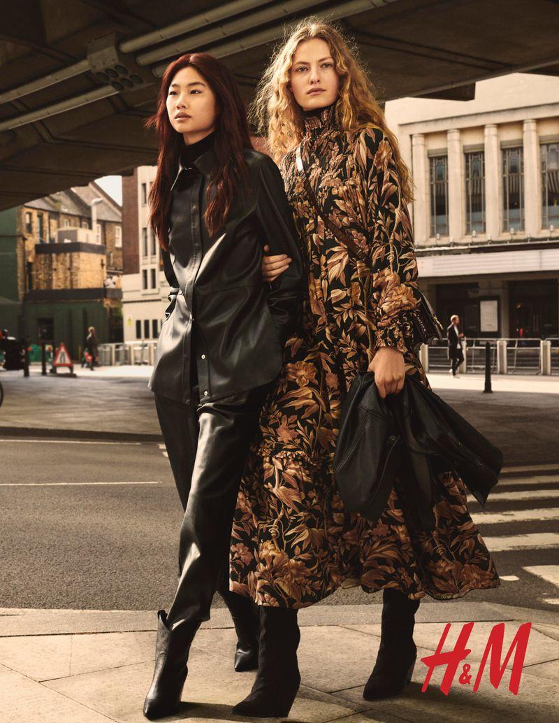 H&M luôn cập nhật liên tục các xu hướng thời trang mới