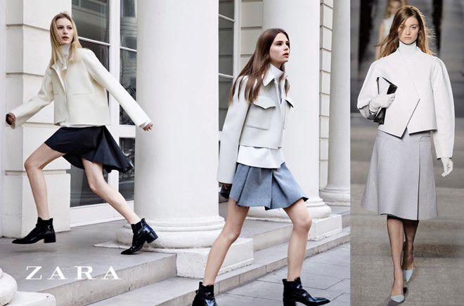 Các thiết kế của Zara có tính ứng dụng cao