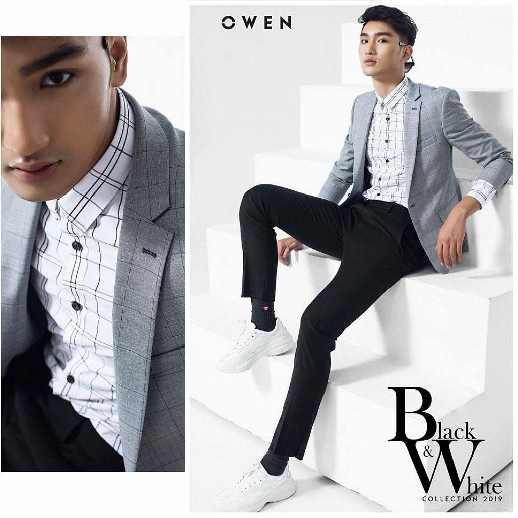 Các thiết kế của Owen thường khá đơn giản nhưng rất lịch lãm và tinh tế