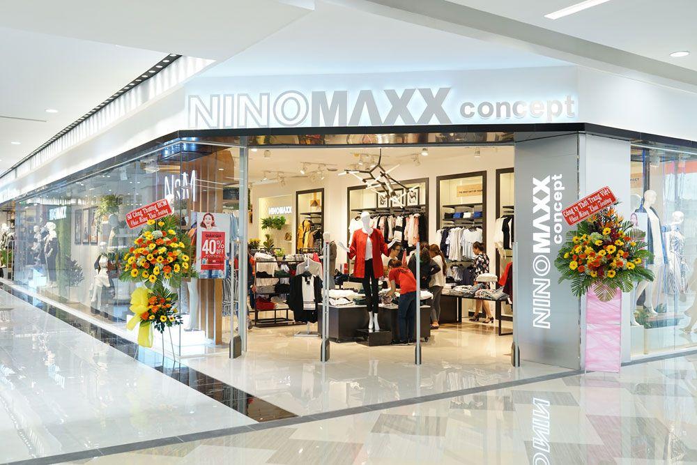 Cửa hàng của Ninomaxx
