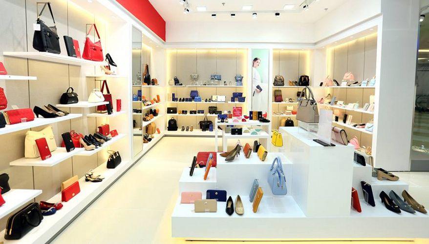 Cửa hàng của Vascara được thiết kế sang trọng và đẹp mắt