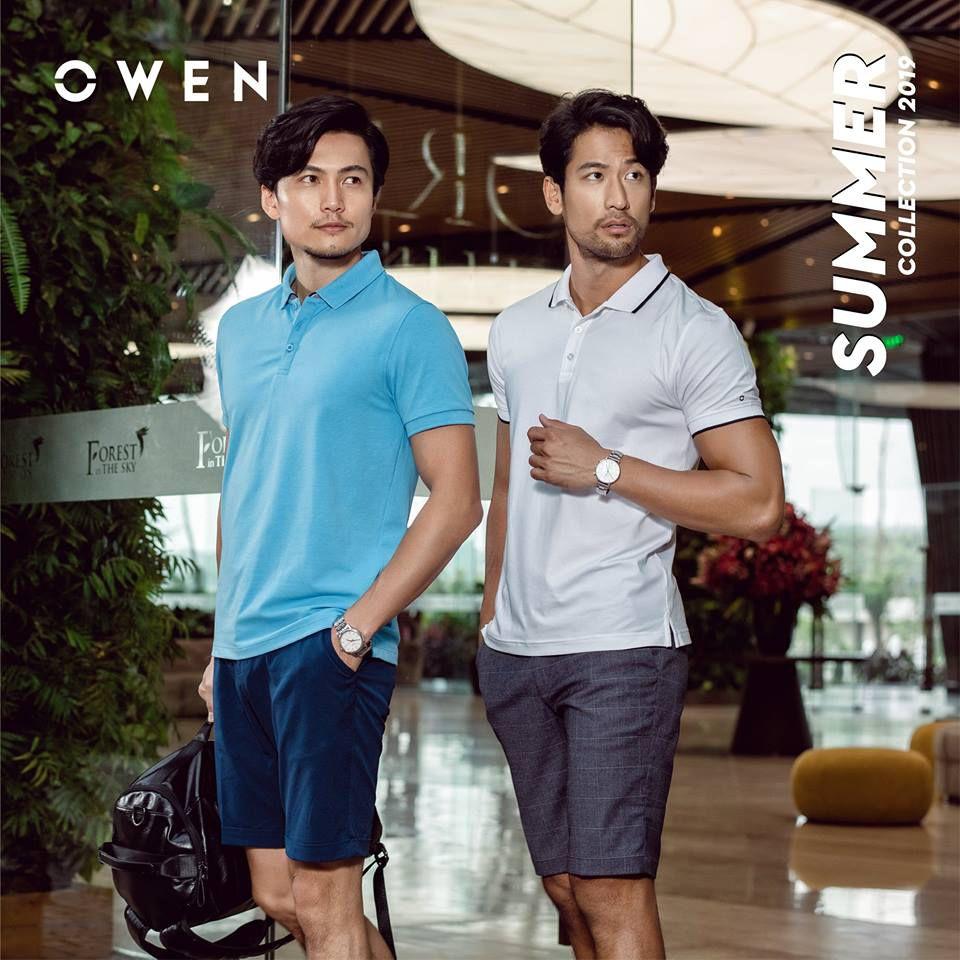 Owen rất chú trọng vào chất liệu trên các sản phẩm của mình