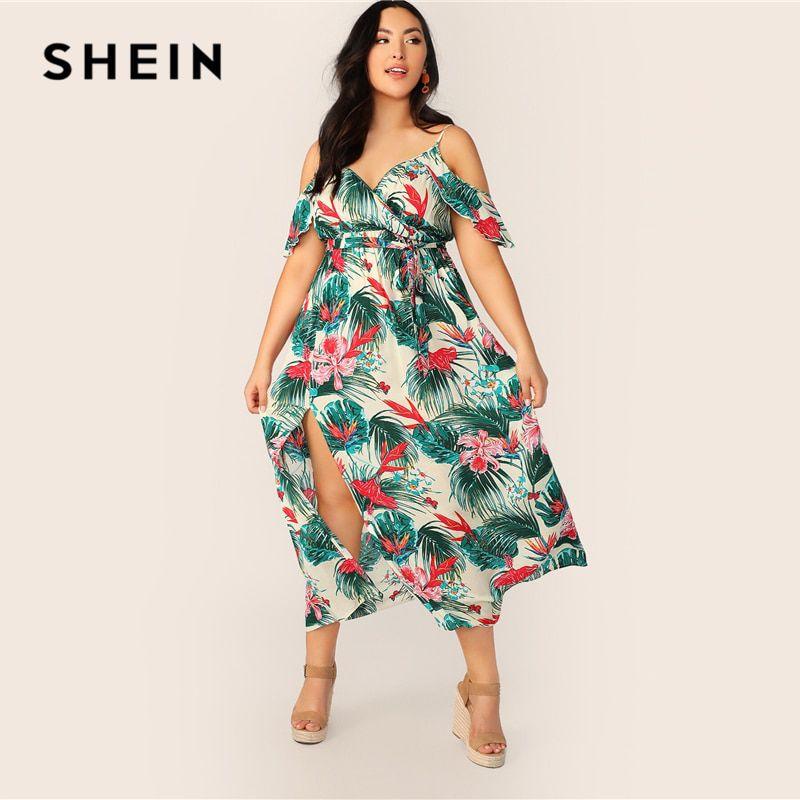 Shein cung cấp dòng sản phẩm dành cho người có thân hình mũm mĩm với thiết kế thời trang, hiện đại