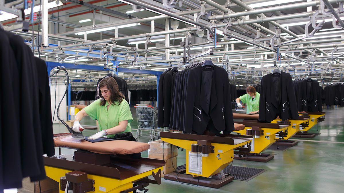 Nhà máy Zara