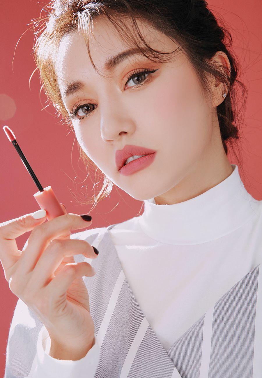 Bảng màu son 3CE Velvet Lip Tint near and dear