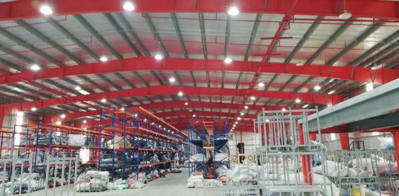 Nhà máy sản xuất hiện đại của Canifa