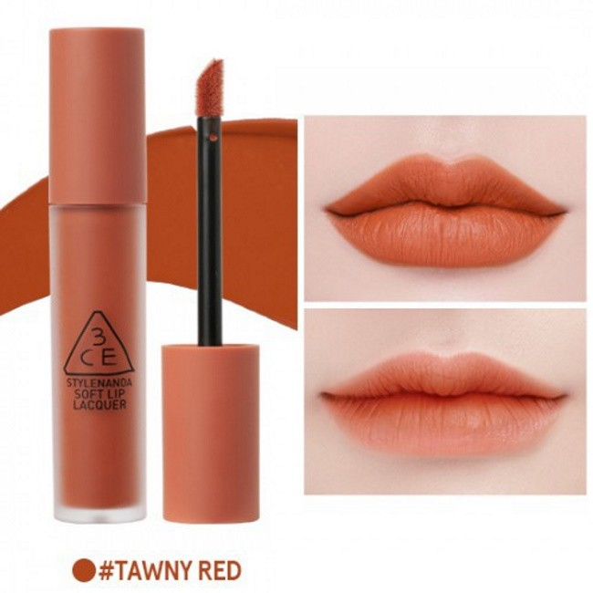 3ce Tawny Red - Cam đất