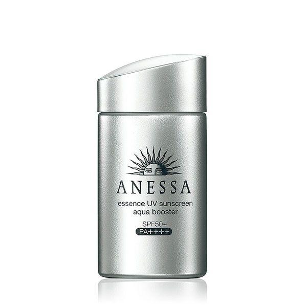 Kem chống nắng Anessa màu bạc trắng bạc