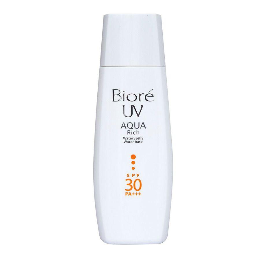 Kem chống nắng Biore UV Aqua Rich Watery Jelly Water Base