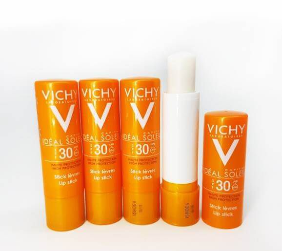 Son dưỡng chống nắng Ideal Soleil SPF 30 Lip Protection Stick
