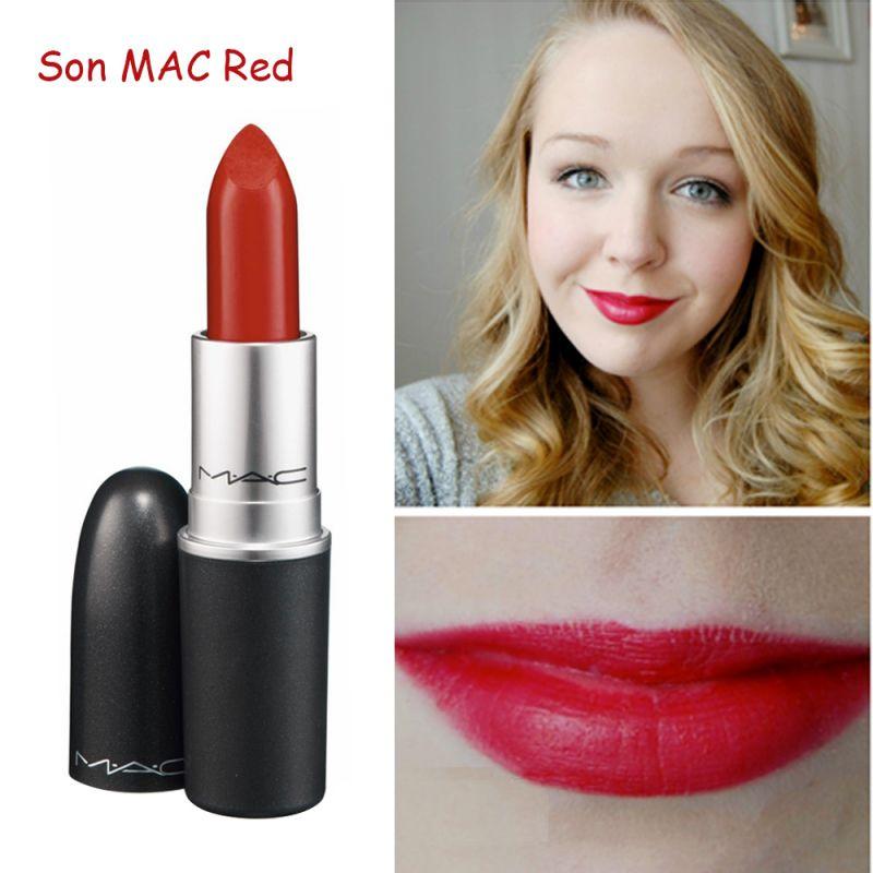 Màu son Mac đẹp Mac Red