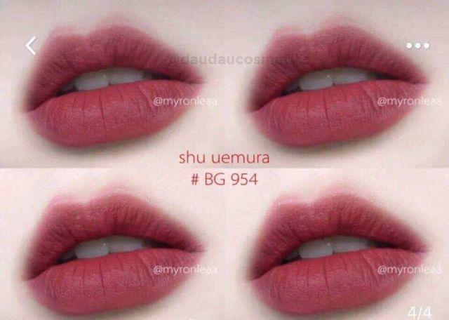 Son Shu Uemura BG 954