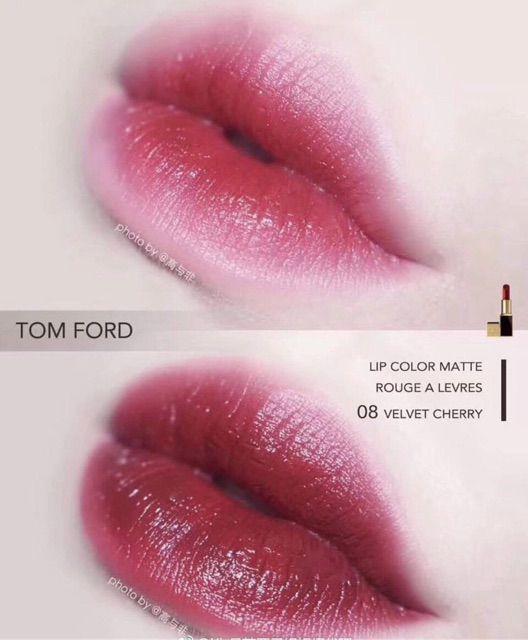 Son Tom Ford Velvet Cherry1