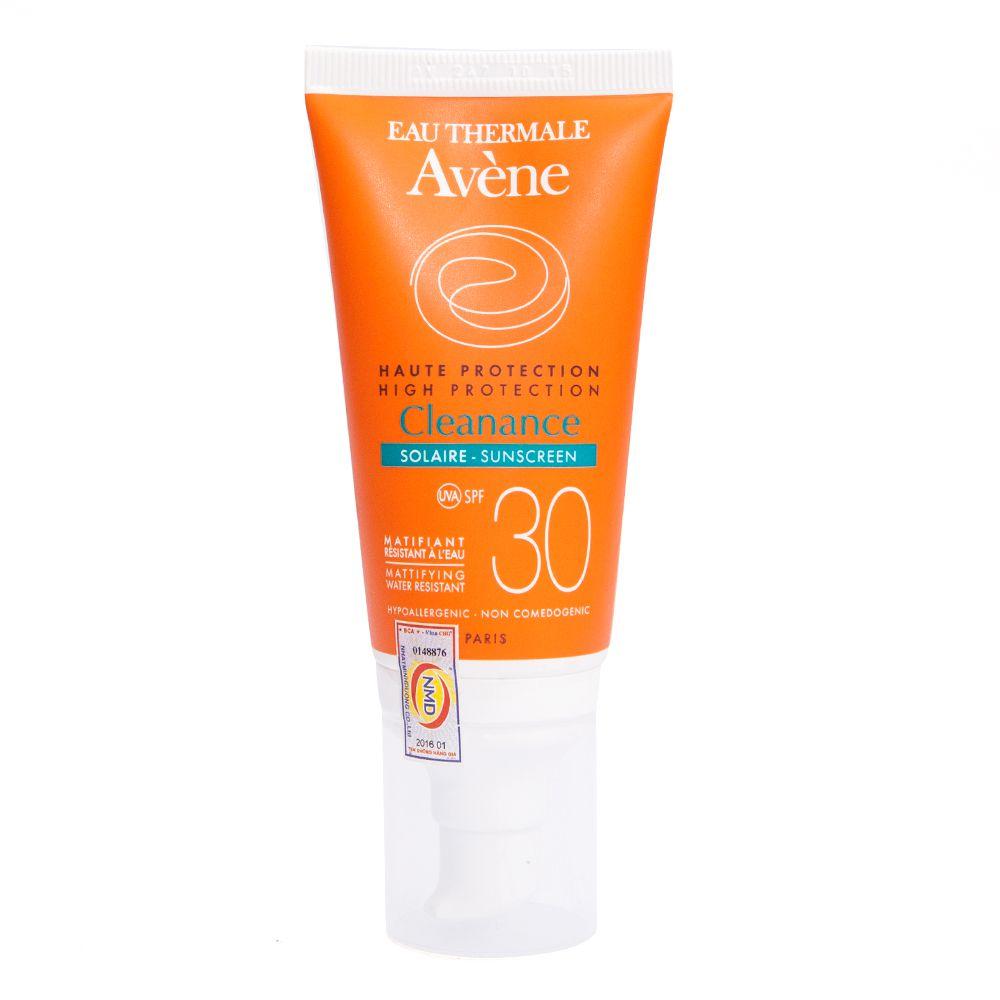 Avene Very High Protection Cleanance Sunscreen 1