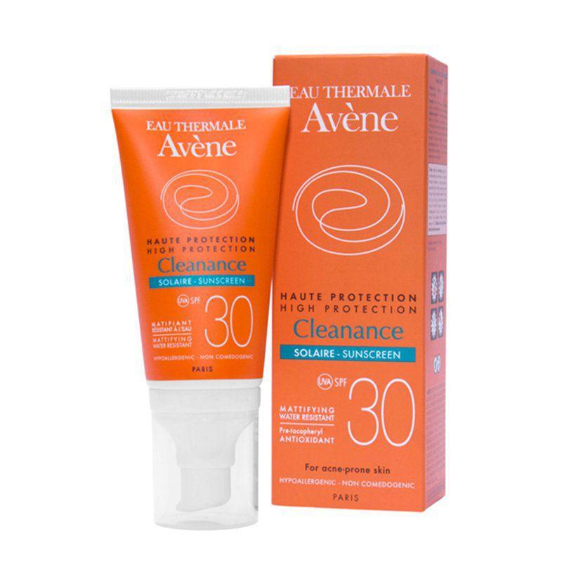 Avene Very High Protection Cleanance Sunscreen spf 30