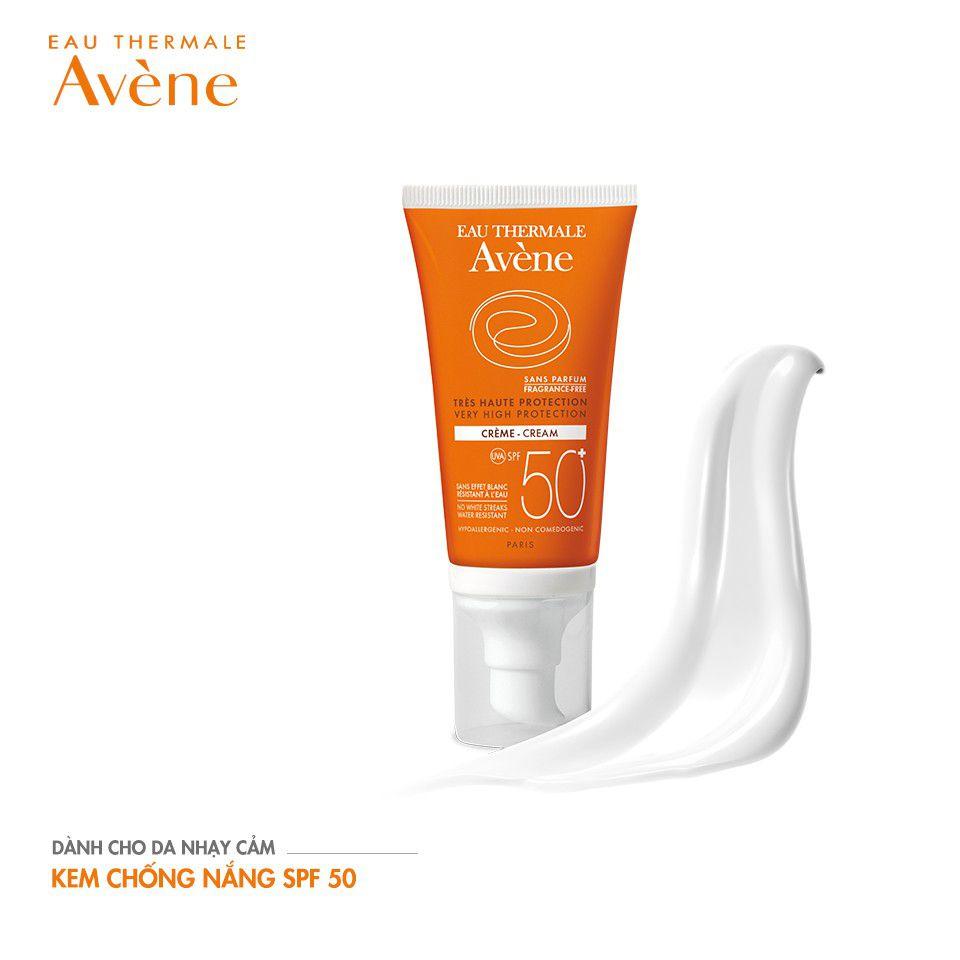 Avene Very High Protection Cream SPF 50