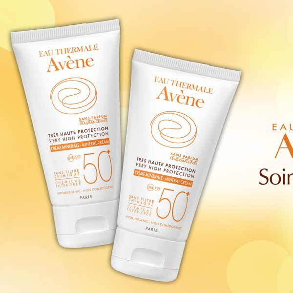 Avene Very High Protection Mineral Lotion 2
