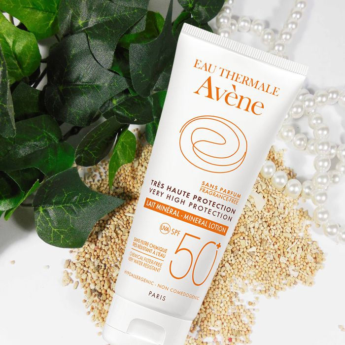 kem chống nắng Avene Very High Protection Mineral Lotion1