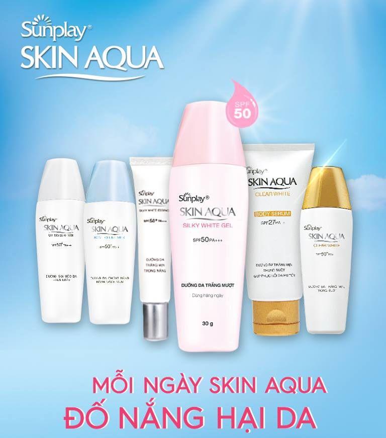 Review Kem chống nắng Skin Aqua Sunplay có tốt không?