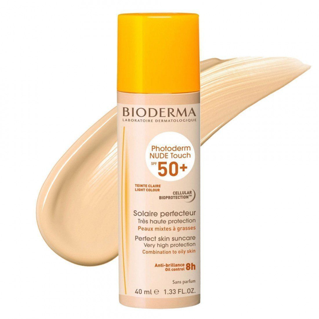 kem chống nắng bioderma photoderm max nude touch 1