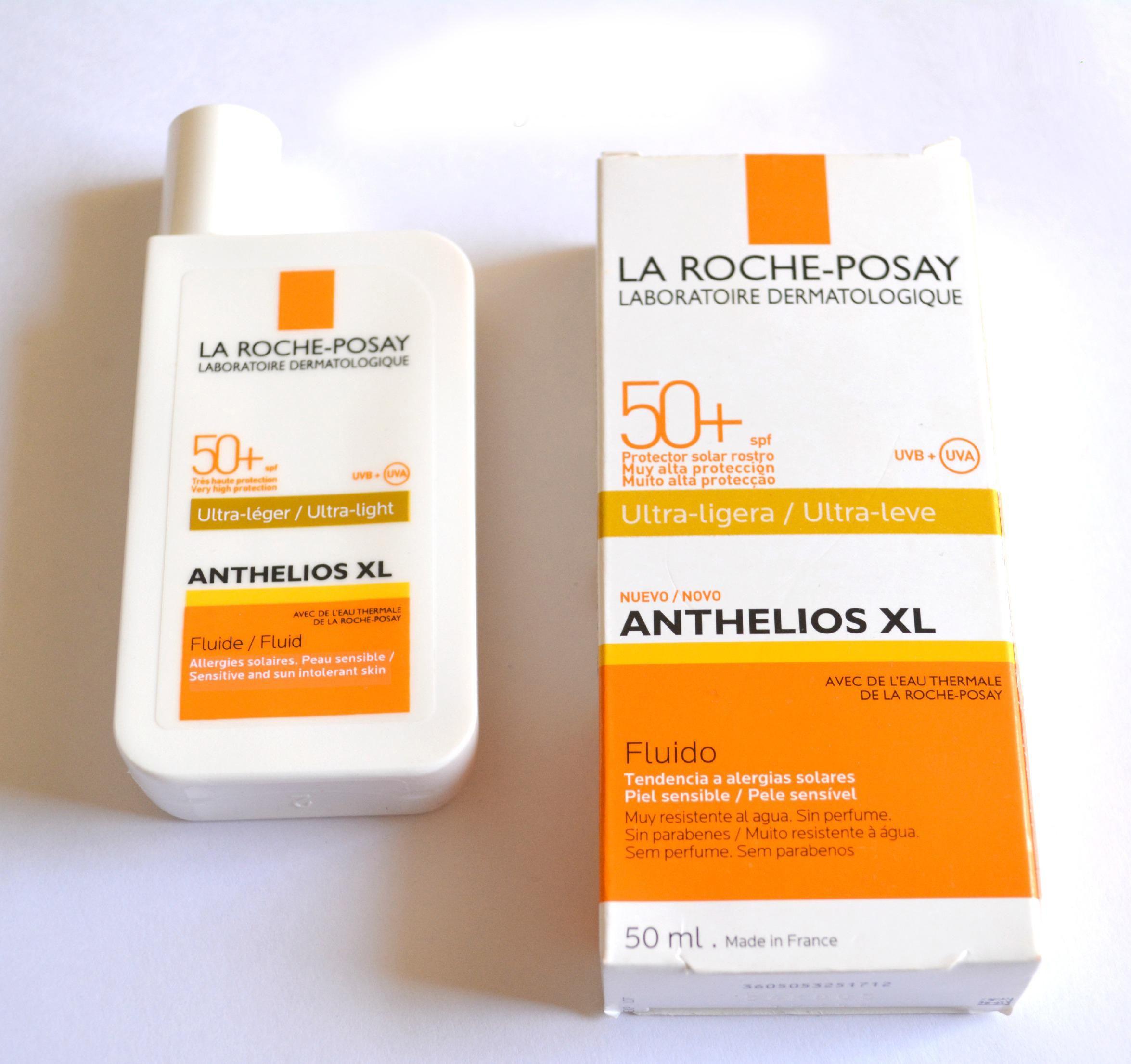 Kem chống nắng La Roche Posay Anthelios XL Fluid Ultra-Light SPF 50