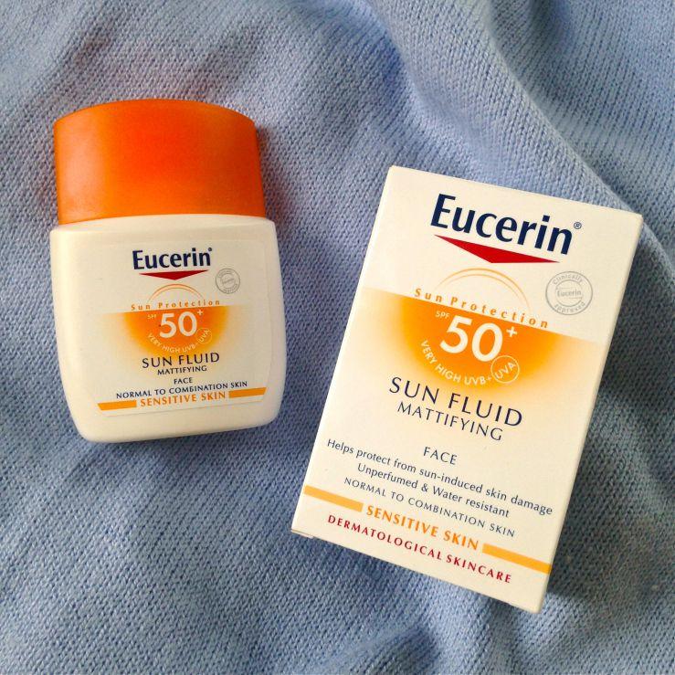 Kem chống nắng Eucerin Sun Fluid