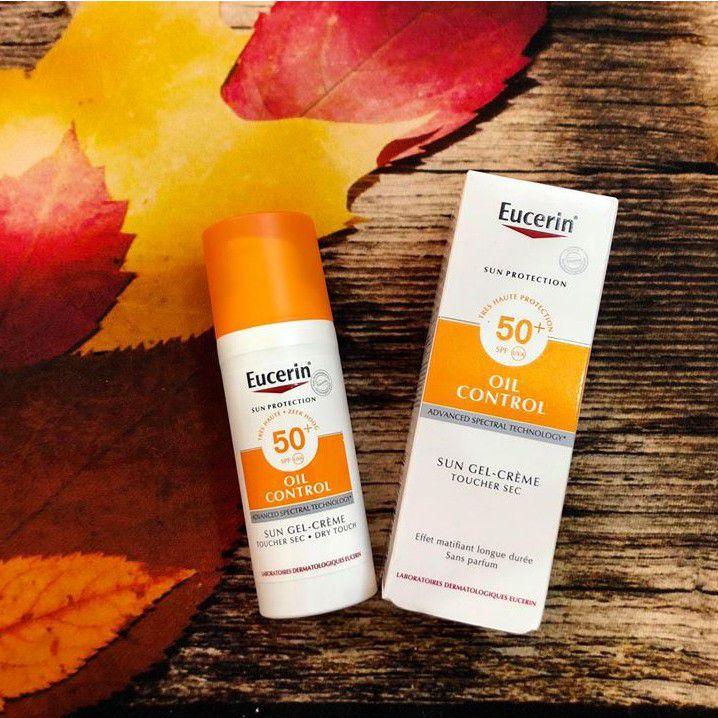 Eucerin Sun Gel Cream Oil Control2
