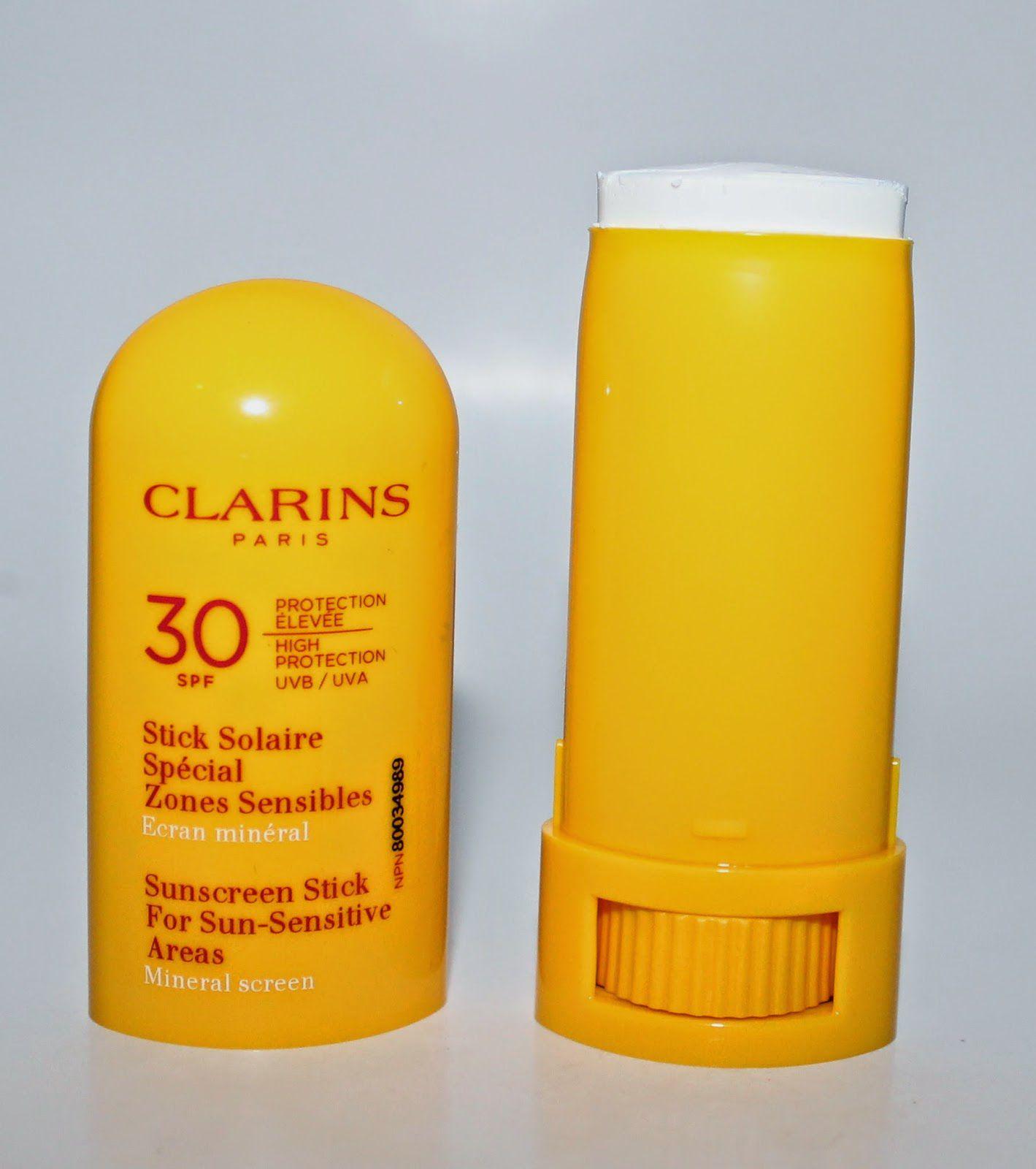 kem chống nắng clarins dạng sáp