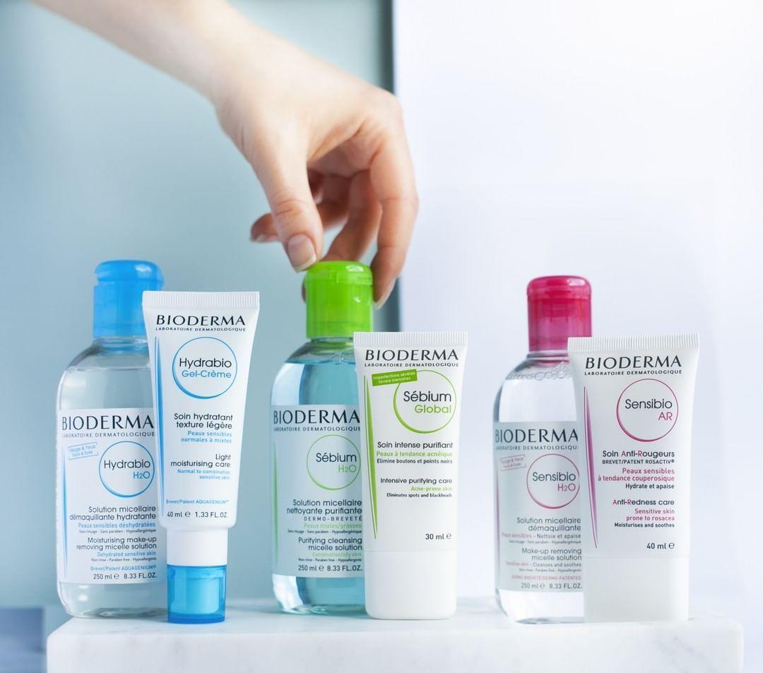 Bioderma là một trong những thương hiệu mỹ phẩm an toàn và lành tính