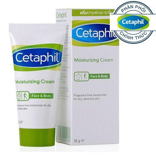 dưỡng ẩm cetaphil