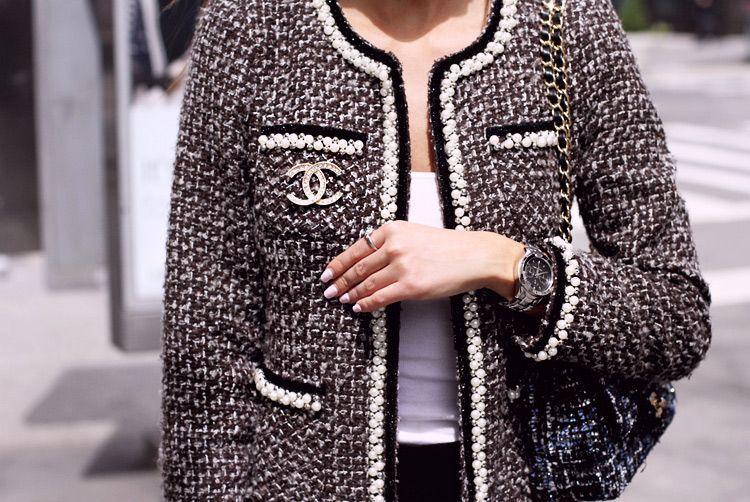 chanel tweed 1
