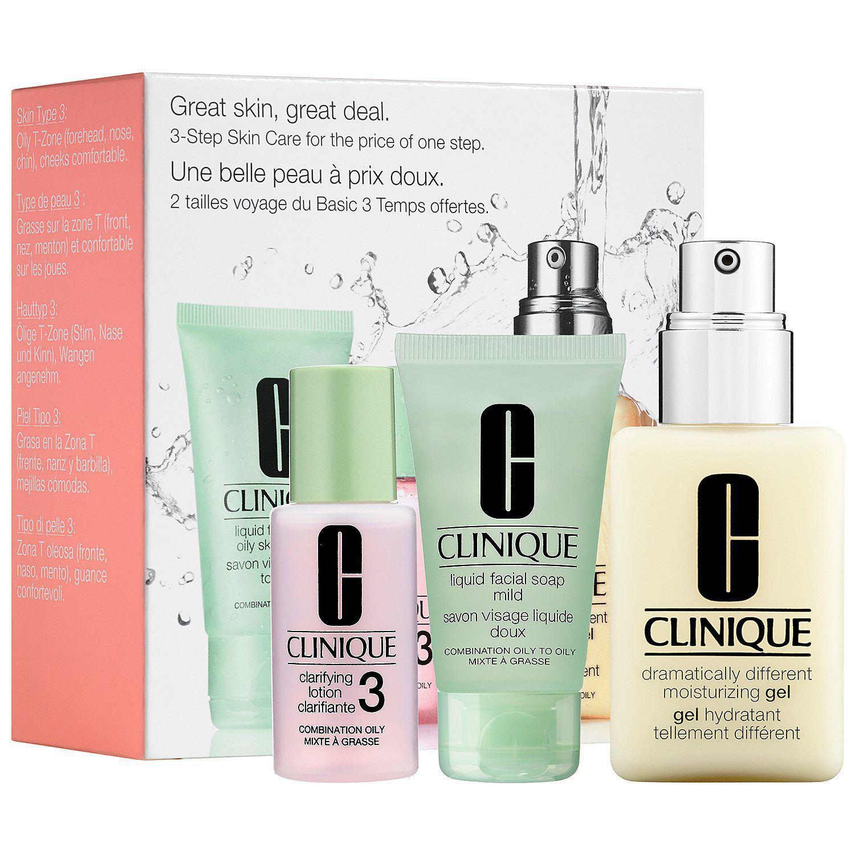 sản phẩm chăm sóc và dưỡng da của Clinique
