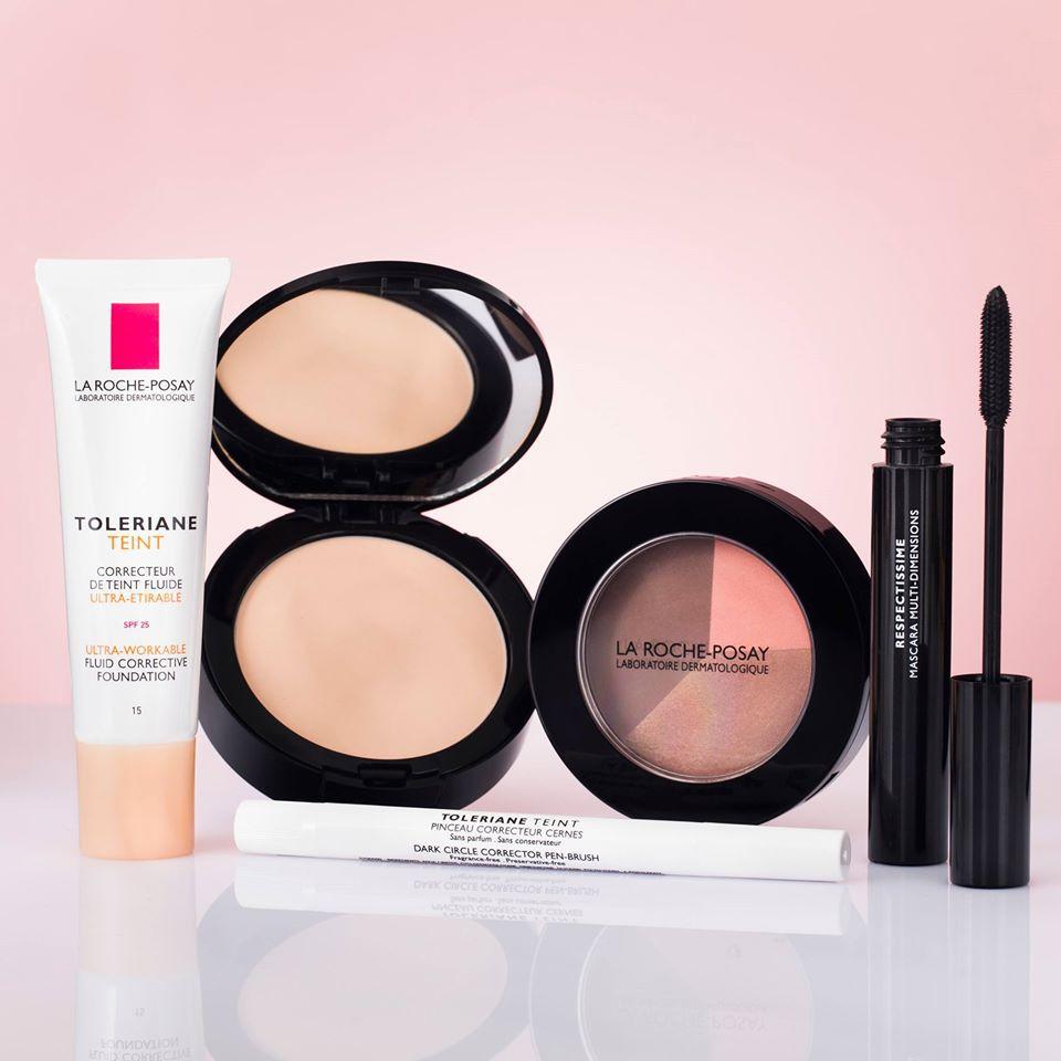 La Roche Posay make up