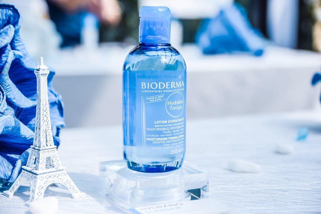 Nước hoa hồng Bioderma Hydrabio Tonique