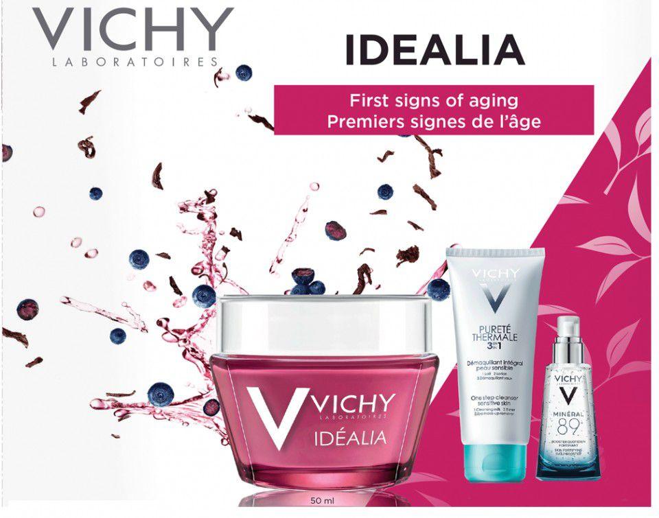 Các dòng sản phẩm của Vichy