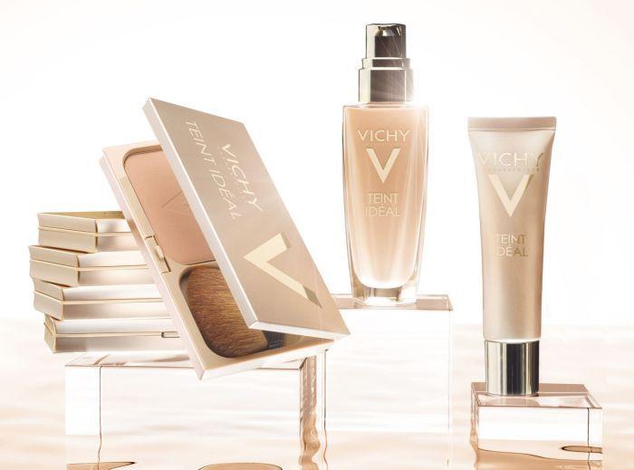 Vichy make up