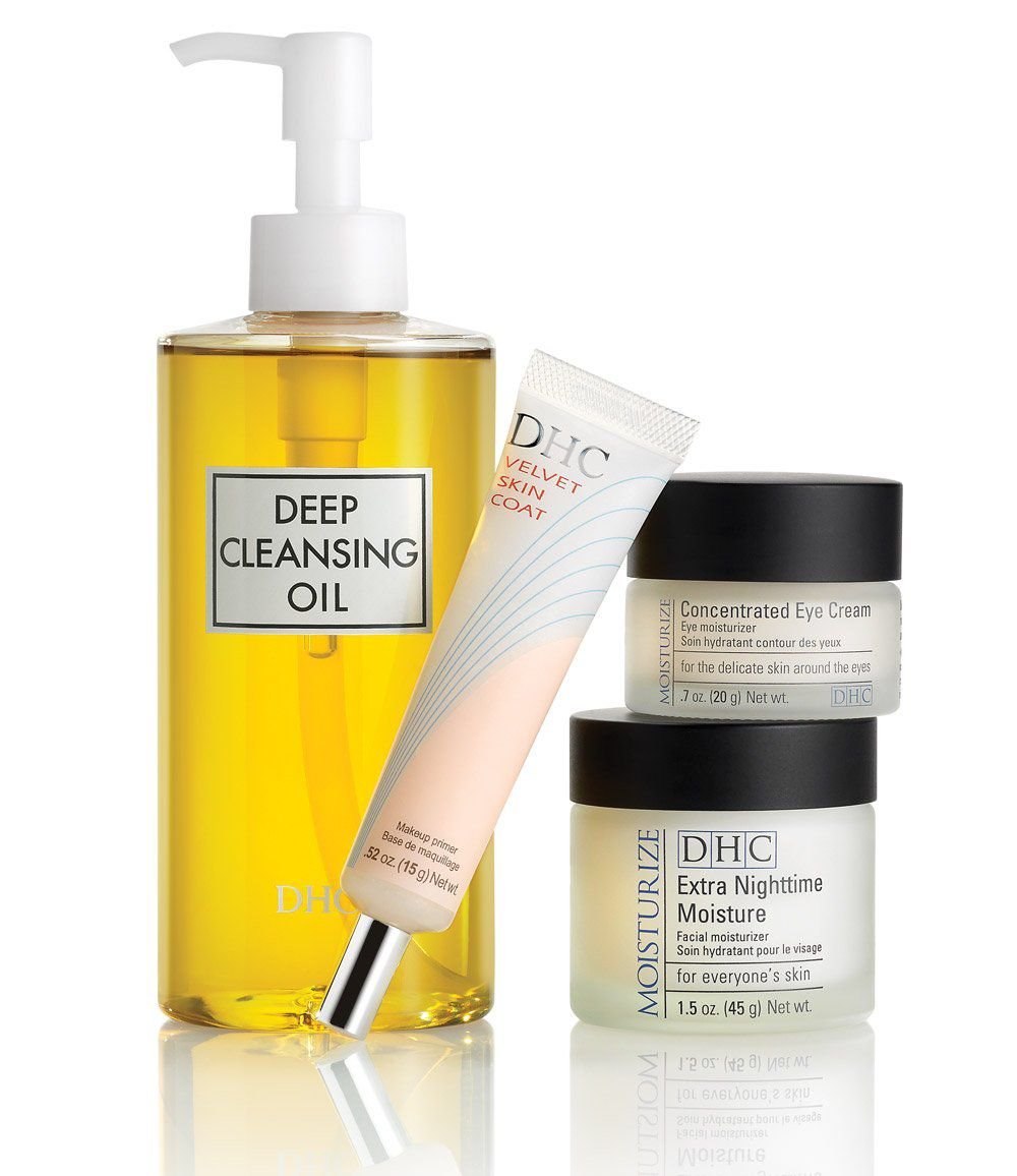 Dầu tẩy trang DHC Deep Cleansing Oil