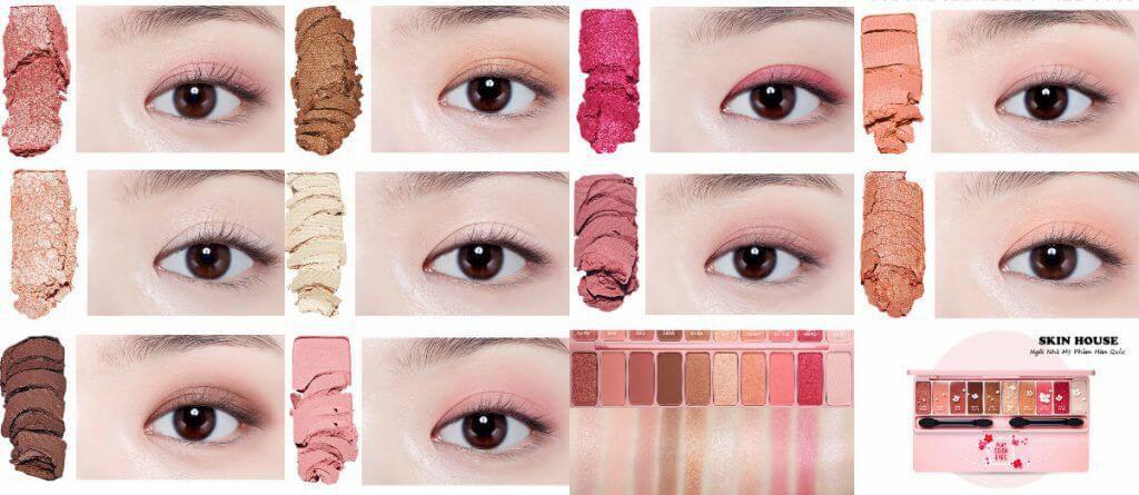 Phấn mắt Etude House Play Color Eyes Cherry Blossom