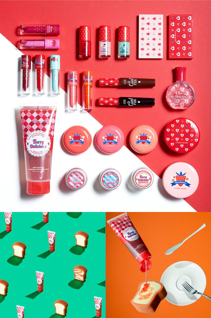 etude house collection berry