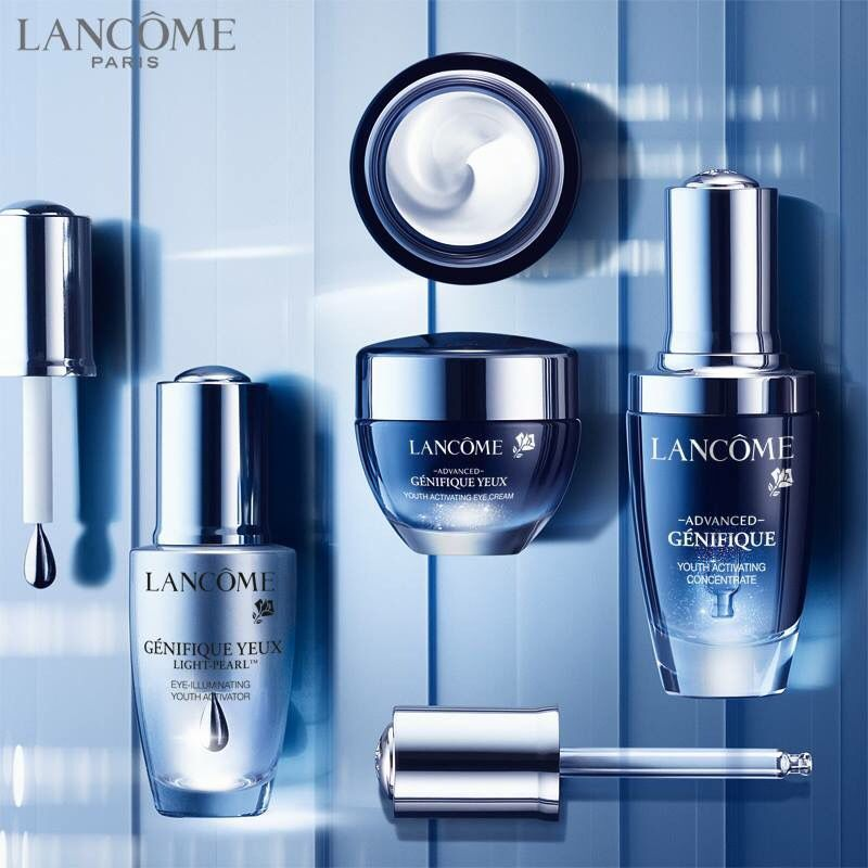 Các dòng sản phẩm của Lancome