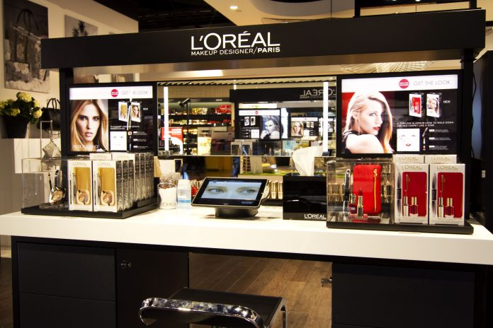 loreal store