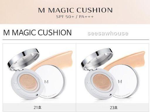 Phấn nước Missha Magic Cushion SPG 50+ PA+++
