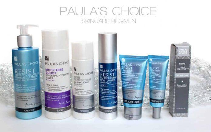 paulachoice skincare