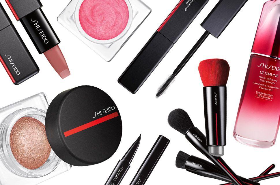 Bộ trang điểm Shiseido