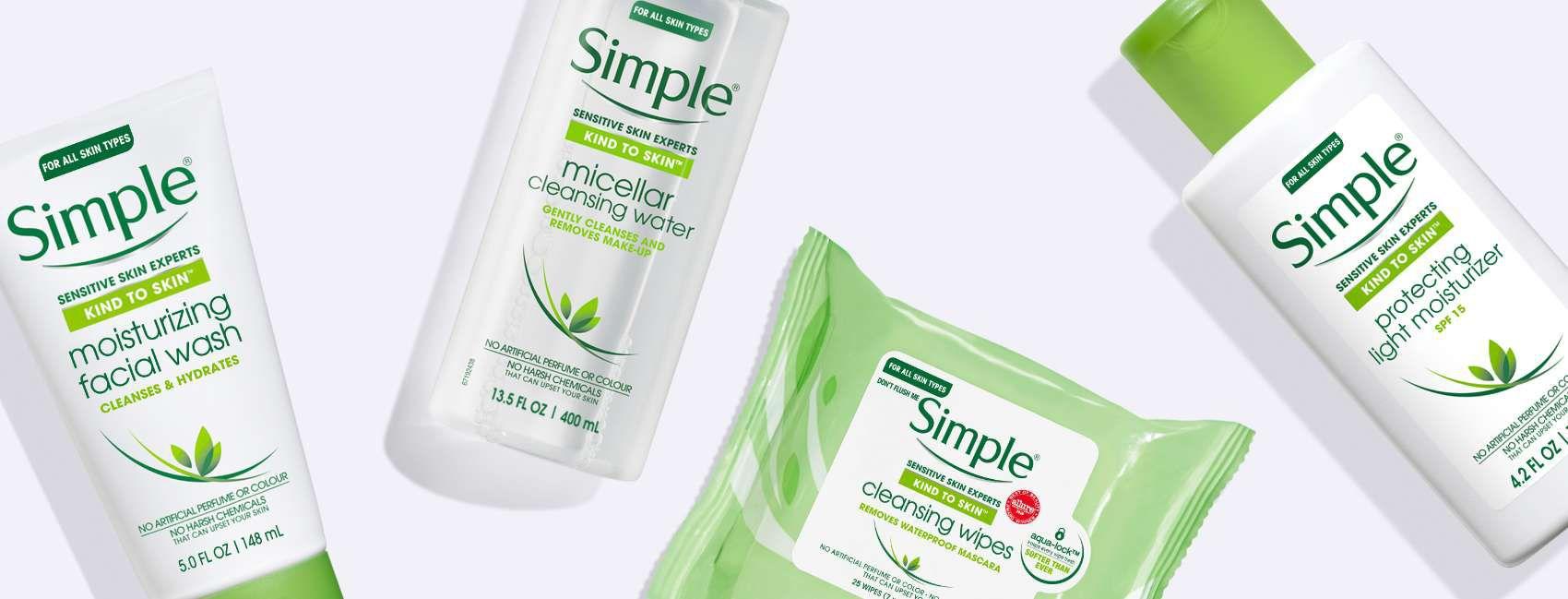 mỹ phẩm Simple có tốt không