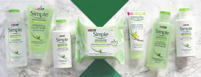 mỹ phẩm simple skincare