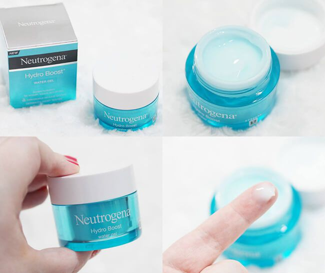 Neutrogena Hydro Boost Water Gel và Gel Cream
