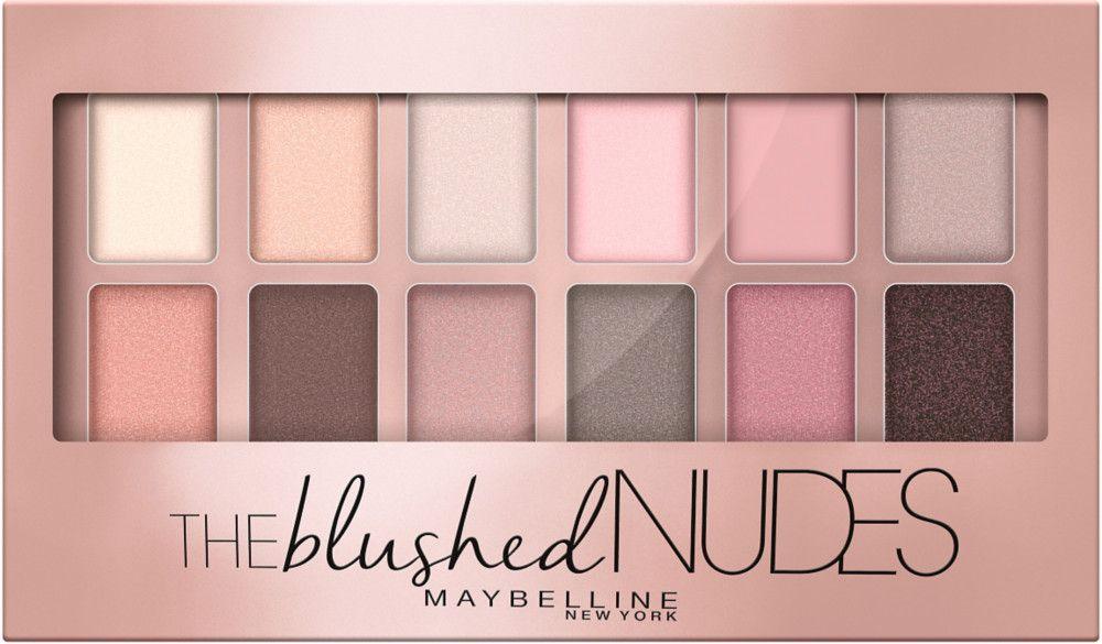 Bảng phấn mắt The Blushed Nudes Palette 12 màu